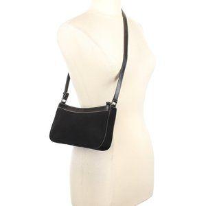 Casual Corner Annex Crossbody Mini Black Bag